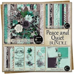Peace and Quiet {Bundle}