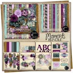 Moments {Bundle}
