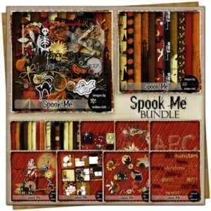 Spook Me  {Bundle}