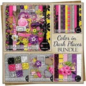 Color in Dark Places {Bundle}