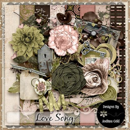 Love Song DD by Andrea Gold