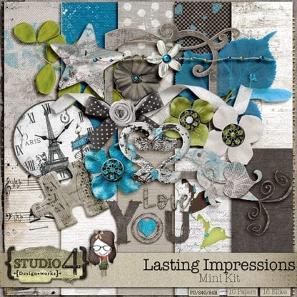 Lasting Impressions Mini Kit By Studio4 Designworks
