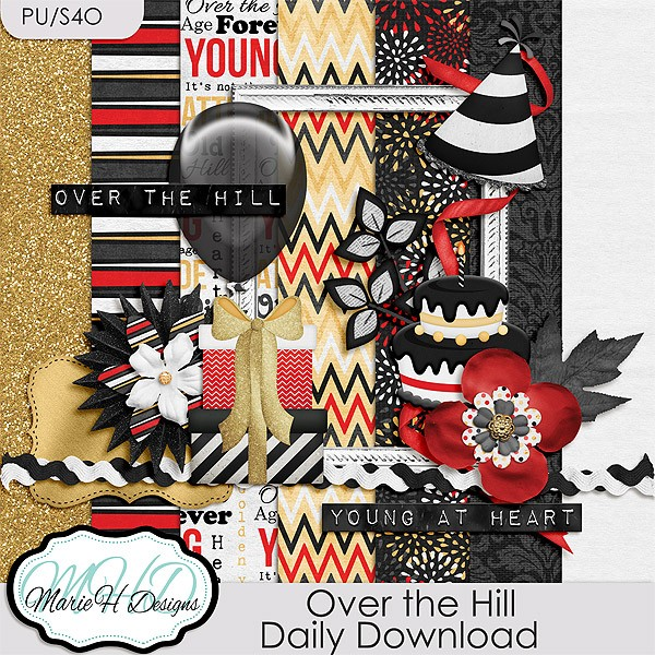 MHD Over The Hill Spotlight Designer Jan 1-7