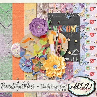 Mdd Designs A Beautiful Mess Daily Download Feb 8-15