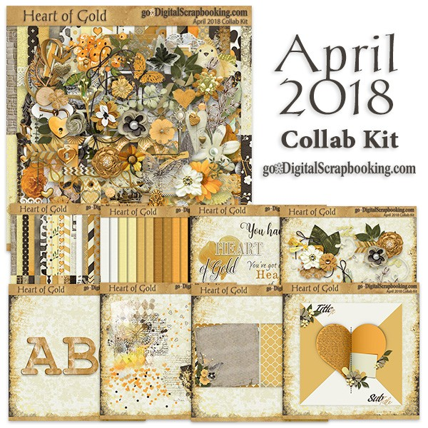 April Collab Kit