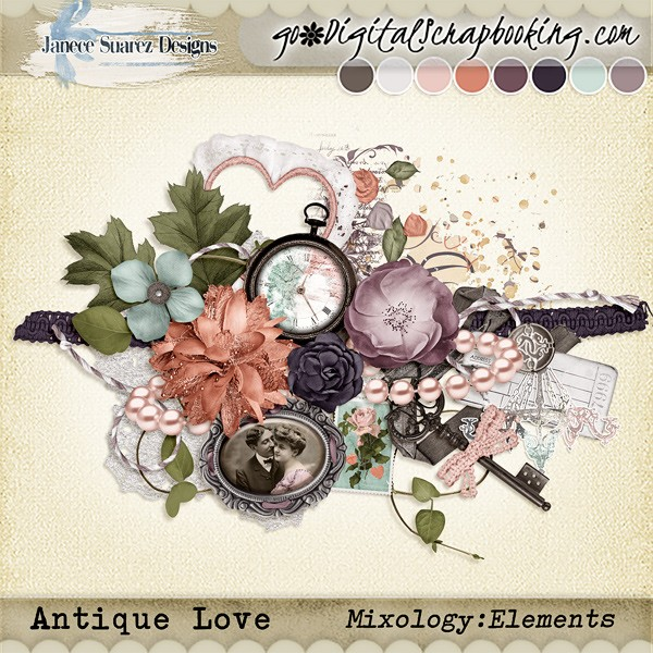 april may mixology vintage love by janece suarez designs