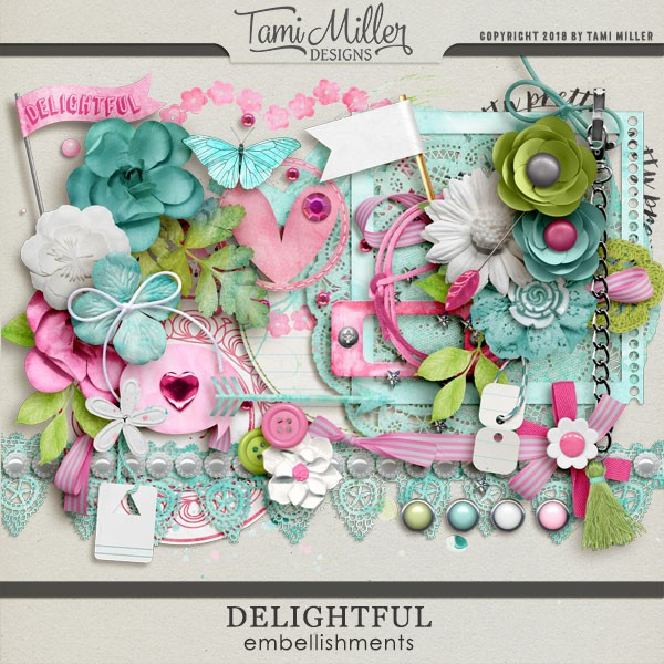 Delightful Kit by Tami Miller