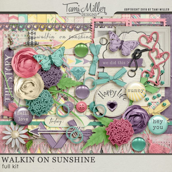 Tami Designs – Walkin on Sunshine
