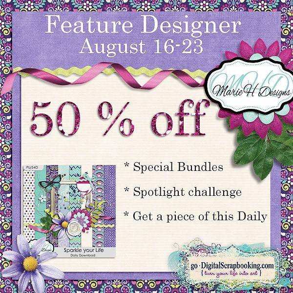 Designer Spotlight: Marie H Designs